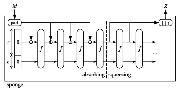 Рис.1 Общий вид конструкции Sponge (34Кб)