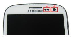 Датчик освещённости и камера (28Кб)
