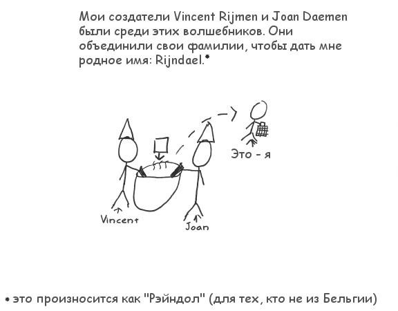 Акт 1. Сцена 14. Rijndael. (18Кб)