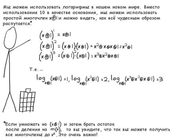 Акт 4. Сцена 10. Использование логарифмов. (77Кб)