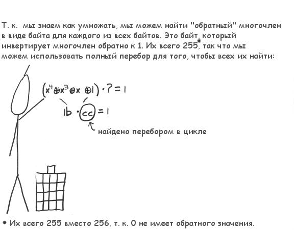 Акт 4. Сцена 13. Обратные байтовые значения. (50Кб)