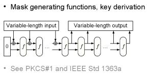 Функция генерации ключей Sponge (19Кб)