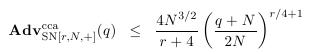 Формула числа запросов для различителя (6Кб)